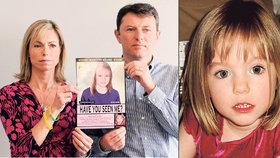 Rodině ztracené Maddie McCann chodí denně 150 urážlivých tweetů.