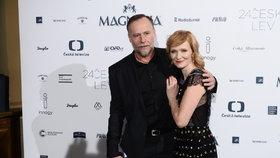 Českého lva za Nejlepší mužský herecký výkon v hlavní roli získal Karel Roden. Cenu předávala Aňa Geislerová.