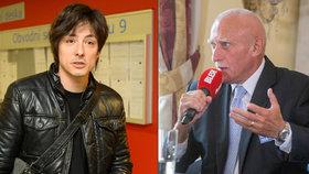 Matěj Stropnický a Jan Zahradník se střetli v pořadu České televize.