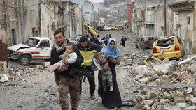 K bojům dochází v Sýrii neustále