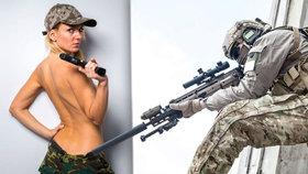 Americké námořnictvo řeší skandál: Mariňáci si mezi sebou posílali nahé fotky svých kolegyň (ilustrační foto).
