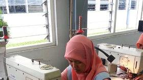 Dělníci a dělnice v Indonésii vyrábí za extrémně nízké mzdy a jsou nuceni k dlouhým přesčasům.  Uplatňování práva na sdružování je tvrdě trestáno, což v praxi vede k nefunkčnosti odborů.