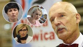 České ženy se zlobí na polského europoslance.