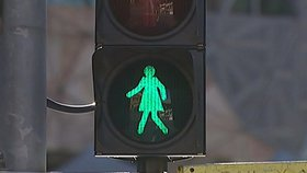 Australský Melbourne instaloval ženské semafory.