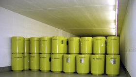 Závod na nakládání s radioaktivními odpady v Gorlebenu