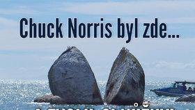 10 nejlepších vtipů o Chucku Norrisovi