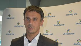 Jihočeský hejtman Jiří Zimola
