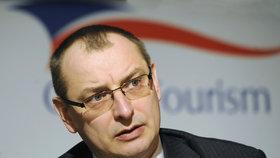 Václav Stárek, prezident Asociace hotelů a restaurací ČR