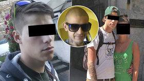 Kvůli drogám údajně pobodal své kamarády: Bojuj, vzkazují známí přeživšímu z dvojčat.