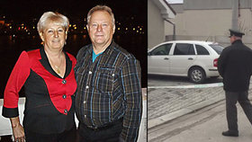 Vojtěcha a Frederiku našli doma mrtvé v kaluži krve: Vrah uniká, policie prosí o pomoc.