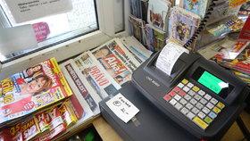 Účtenky s fiskálním kódem bude možné brzy zaregistrovat do loterie a soutěžit a jednu z tisíce cen.