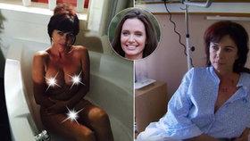 Vlasta Stoličková si vyslechla hrozivou diagnózu – rakovina prsu. Nechala si proto ňadra uříznout po vzoru Angeliny Jolie.