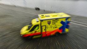 Muž utrpěl těžké zranění, kterému podlehl, to i přes okamžitou první pomoc poskytnutou na místě