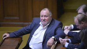 Vítězslav Jandák trávil mezi poslanci už třetí volební období.