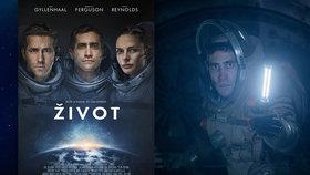 Život je napínavý sci-fi thriller o týmu vědců z vesmírné stanice, jejichž mise se mění v boj o holý život ve chvíli, kdy narazí na rychle se vyvíjející formu života. V kinech od 23. března 2017.
