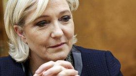 Vůdkyně francouzské krajní pravice Le Penová se setkala s Putinem.