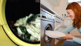 Při praní se hodí znát pár dobrých triků.