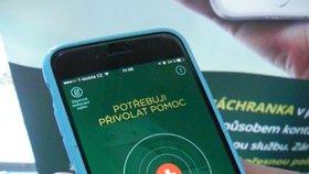 Aplikace Záchranka se v prvním roce své existence osvědčila. Do chytrých telefonů si ji v Česku stáhlo 330 tisíc lidí