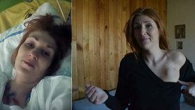 Daniela přežila svou smrt! 60 minut jí netlouklo srdce!