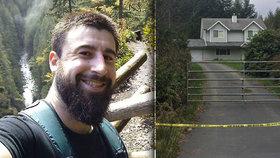 Nathaniel Joseph Rosa (†31) pracoval jako pedagogický asistent. Zastřelil ho majitel domu, do kterého se vloupal.