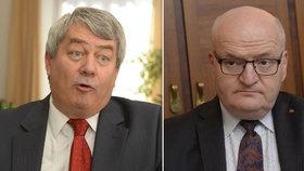 Komunista Filip a lidovecký ministr Herman se dostali ve Sněmovně do ostré rozepře.