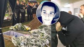 Rodina Daniela (†18), který zemřel při nehodě džípu: Překvapující vzkaz řidiči!
