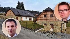 Hejtman Zimola by na svou chatu na Lipně mohl doplatit.