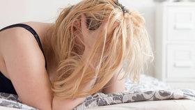 S depresemi se léčí čím dál více lidí.