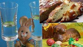 Velikonoce: Svátky alkoholu a obžerství