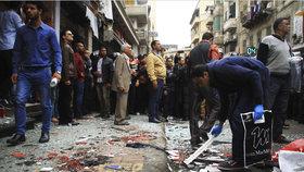 Útok v Egyptě: O svatém týdnu zabíjeli křesťany