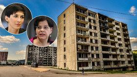 Poslankyně Adamová (TOP 09) kritizuje návrh ministryně Marksové (ČSSD) ohledně sociálního bydlení. Varuje před vznikem nových ghett.