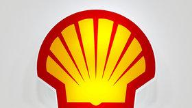 Logo ropné společnosti Shell