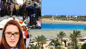 Na dovolenou do Egypta letos vyrazí na 150 tisíc Čechů. Martina je mezi nimi.