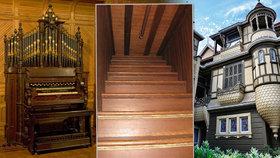 Tajemný dům Winchesterů