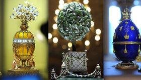 Fabergého vejce (ilustrační foto)