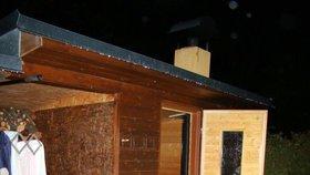Dvě ženy zemřely v podomácku vyrobené sauně na Jičínsku.