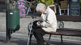 Meziročně se snížil o 22 počet těžce zraněných seniorů. V uplynulém půlroce bylo při haváriích na českých silnicích těžce zraněno 214 seniorů, podle centra tedy lidí nad 65 let. (ilustrační foto)