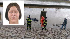 Policie stále pátrá po totožnosti utopené ženy.