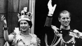 Alžběta II. v den korunovace
