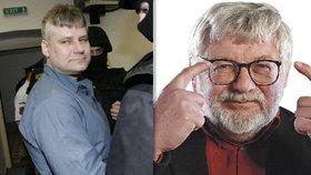 Kajínek by to měl na svobodě těžké, tvrdí vězeňský psycholog a kaplan v pořadu Očima Josefa Klímy - ještě před Kajínkovým propuštěním
