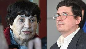 Soud potrestal Nárožného za přípravu vraždy tety 13 lety vězení.