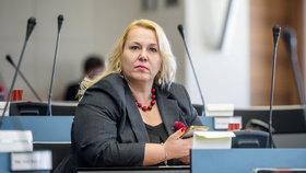 Klára Dostálová (ANO), ministryně pro místní rozvoj