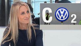 Podle Charanzové by měl Volkswagen odškodnit Evropany.