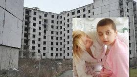 Vanesa (13), která vypadla z okna v 8. patře, skončila v kómatu. Probrala se z něj po měsíci.