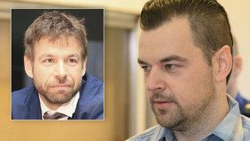 Další rána pro Kramného: Ministr spravedlnosti Pelikán se ho nezastal