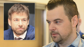 Ministr spravedlnosti Robert Pelikán se Petra Kramného nezastal.