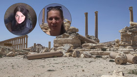 Češky mezi chrámy zničenými ISIS přinesly svědectví ze zdevastované Palmýry.