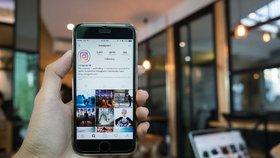 Instagramu se v Česku daří.