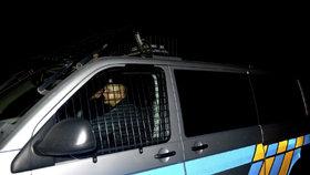 Policie krátce po půlnoci odváží Miroslava Peltu ze sídla FAČR