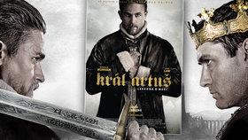 """Film režiséra Guye Ritchieho """"Král Artuš: Legenda o meči"""" má českou premiéru 11. května 2017"""
